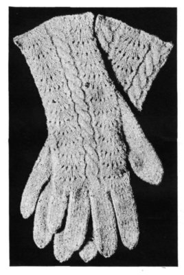 Free Crochet Patterns | Clothing » Mittens & Gloves